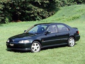 Fotos de Honda Civic Ferio SiR 1991