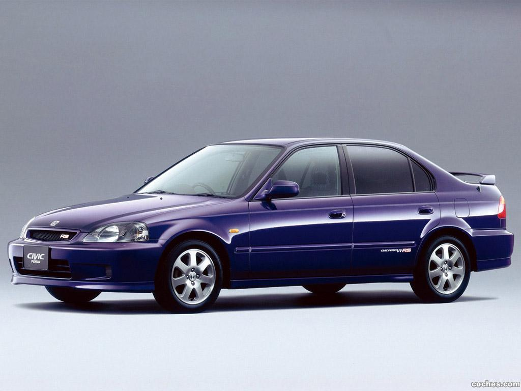 Foto 0 de Honda Civic Ferio VI RS 1998