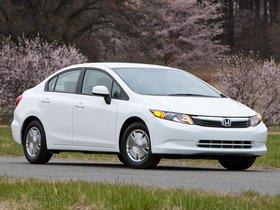 Ver foto 7 de Honda Civic HF 2011