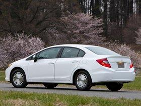 Ver foto 6 de Honda Civic HF 2011
