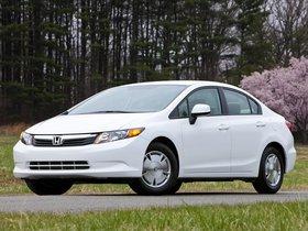 Fotos de Honda Civic HF 2011
