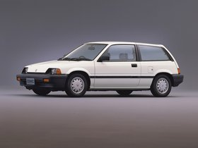 Ver foto 3 de Honda Civic Hatchback 1983