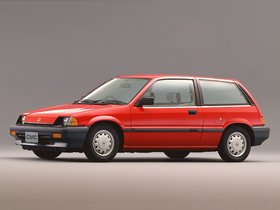 Ver foto 2 de Honda Civic Hatchback 1983