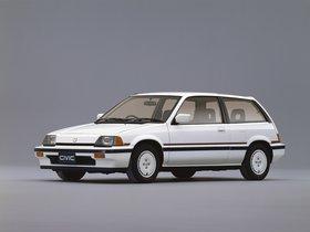 Fotos de Honda Civic Hatchback 1983