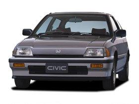 Ver foto 11 de Honda Civic Hatchback 1983