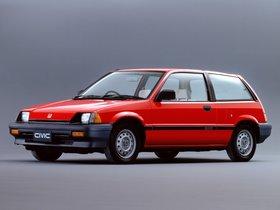Ver foto 10 de Honda Civic Hatchback 1983