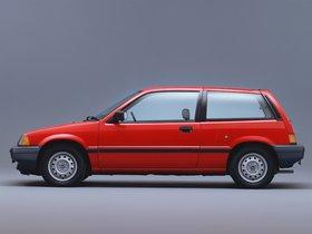 Ver foto 9 de Honda Civic Hatchback 1983