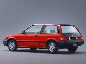 Ver foto 8 de Honda Civic Hatchback 1983