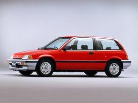 Ver foto 7 de Honda Civic Hatchback 1983