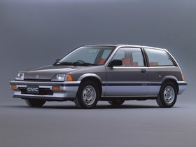 Ver foto 6 de Honda Civic Hatchback 1983