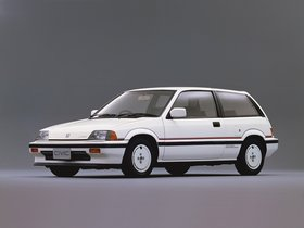 Ver foto 4 de Honda Civic Hatchback 1983
