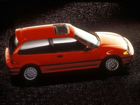 Ver foto 7 de Honda Civic Hatchback 1987