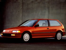 Ver foto 6 de Honda Civic Hatchback 1987