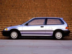 Ver foto 5 de Honda Civic Hatchback 1987