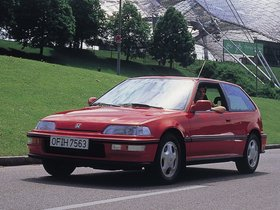Ver foto 3 de Honda Civic Hatchback 1987