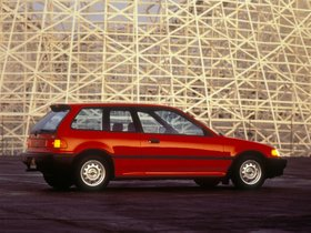 Ver foto 2 de Honda Civic Hatchback 1987