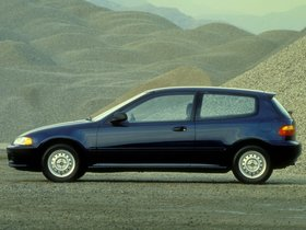 Ver foto 7 de Honda Civic Hatchback 1991