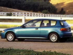 Ver foto 5 de Honda Civic Hatchback 1991