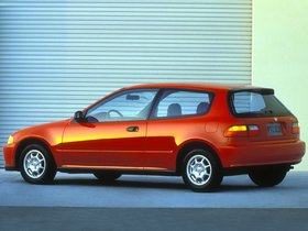 Ver foto 4 de Honda Civic Hatchback 1991