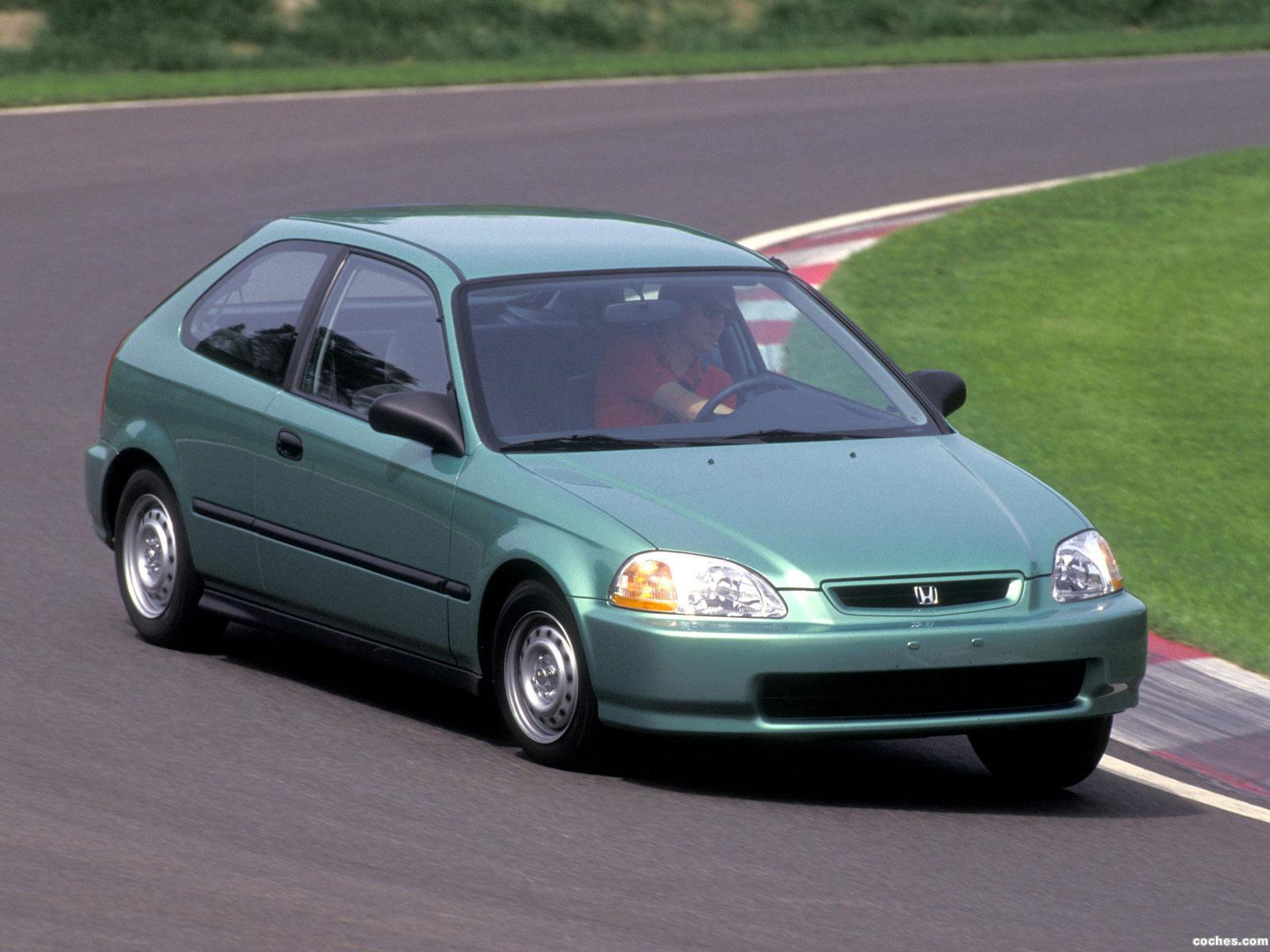 Foto 0 de Honda Civic Hatchback 1995