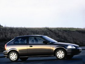 Ver foto 4 de Honda Civic Hatchback 1995