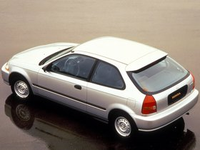 Ver foto 2 de Honda Civic Hatchback 1995