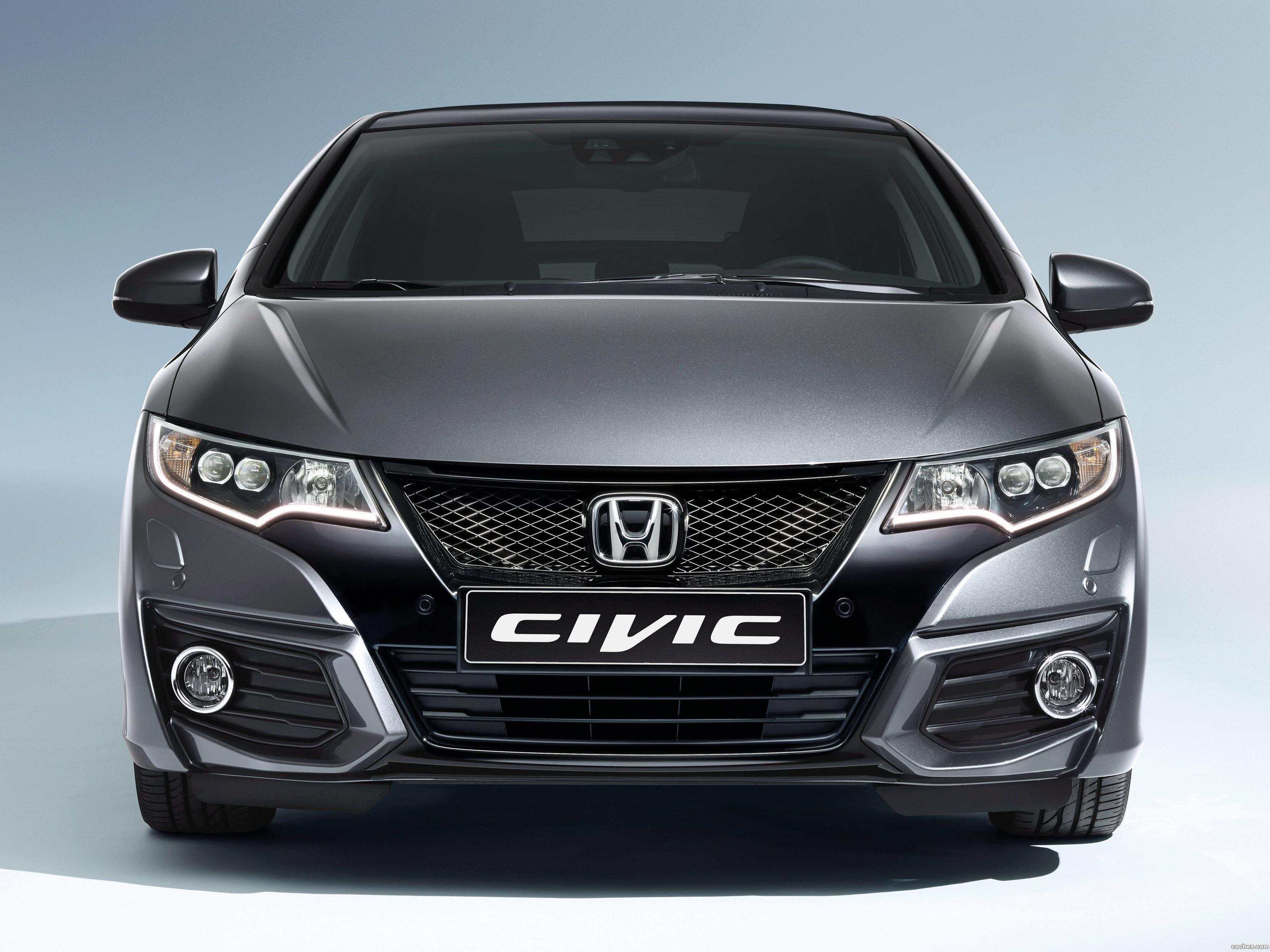 Foto 0 de Honda Civic 2014
