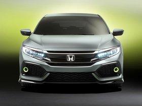 Ver foto 3 de Honda Civic Hatchback Concept 2016