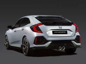 Ver foto 7 de Honda Civic Hatchback Concept 2016