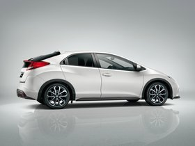 Ver foto 3 de Honda Civic Hatchback Sports Pack 2012