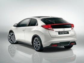 Ver foto 2 de Honda Civic Hatchback Sports Pack 2012