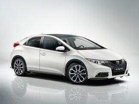 Fotos de Honda Civic Hatchback Sports Pack 2012