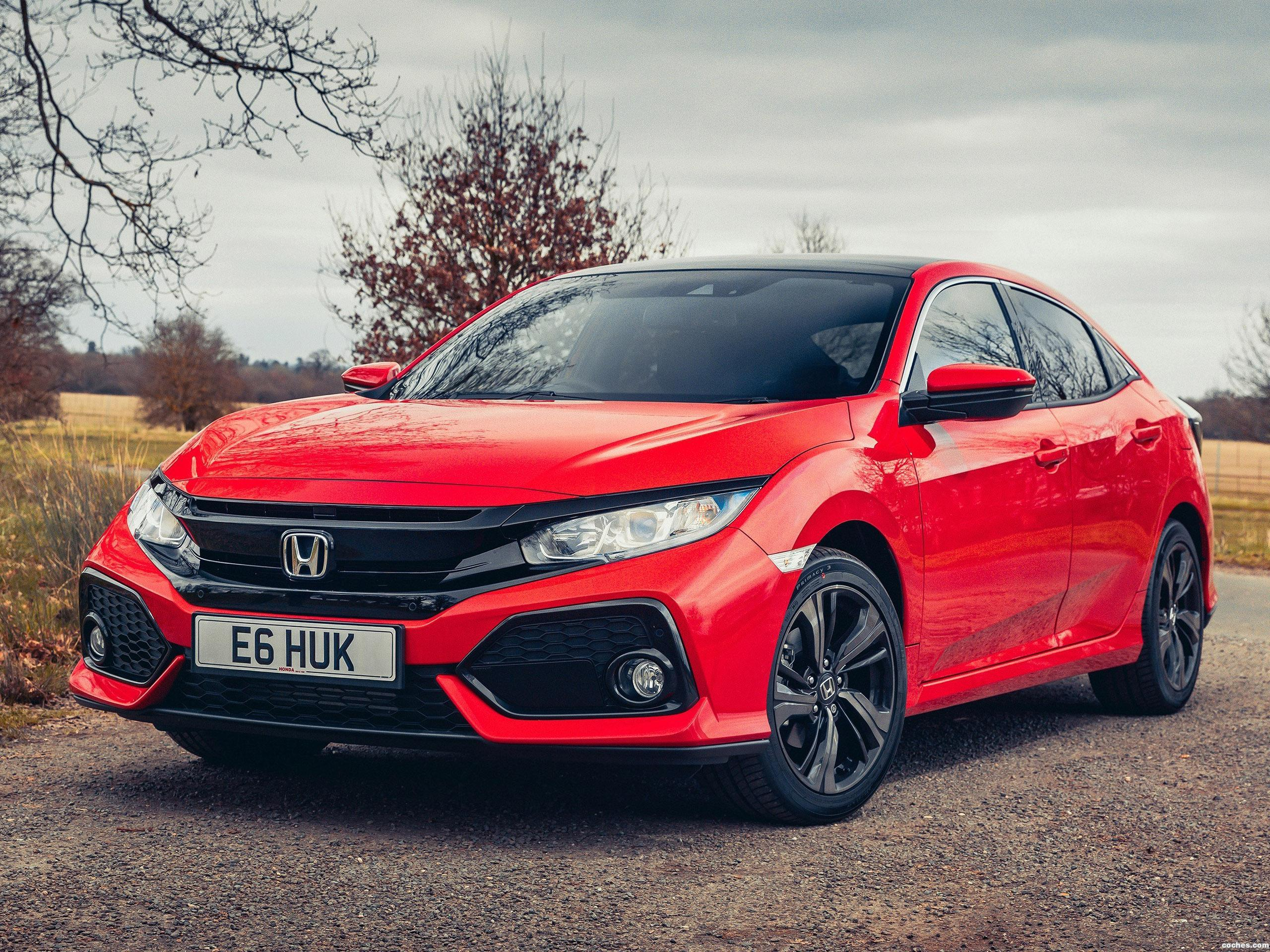 Foto 0 de Honda Civic UK 2017