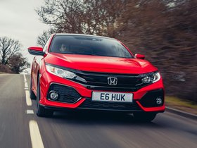 Ver foto 15 de Honda Civic UK 2017