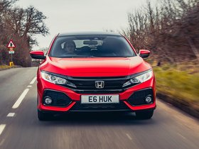 Ver foto 11 de Honda Civic UK 2017