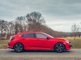Ver foto 8 de Honda Civic UK 2017