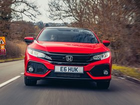 Ver foto 3 de Honda Civic UK 2017