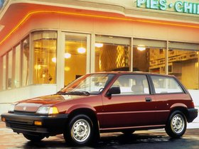 Ver foto 3 de Honda Civic Hatchback USA 1983