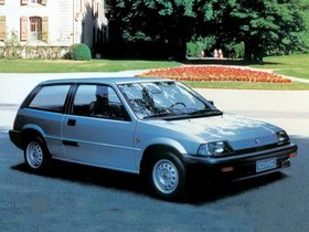 Ver foto 2 de Honda Civic Hatchback USA 1983