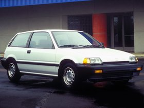 Ver foto 1 de Honda Civic Hatchback USA 1983