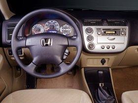 Ver foto 7 de Honda Civic Hybrid 2001