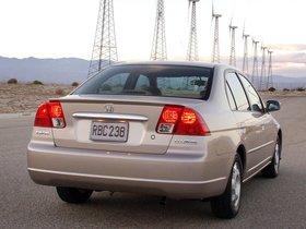 Ver foto 4 de Honda Civic Hybrid 2001