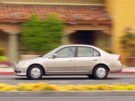 Ver foto 3 de Honda Civic Hybrid 2001