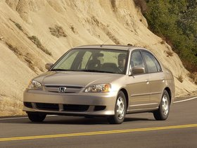 Ver foto 2 de Honda Civic Hybrid 2001