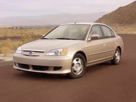 Fotos de Honda Civic Hybrid 2001
