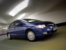 Ver foto 3 de Honda Civic Hybrid 2006