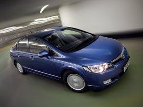 Ver foto 2 de Honda Civic Hybrid 2006