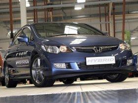 Ver foto 9 de Honda Civic Hybrid 2006