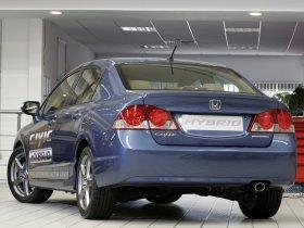 Ver foto 8 de Honda Civic Hybrid 2006