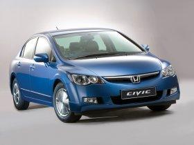 Ver foto 7 de Honda Civic Hybrid 2006